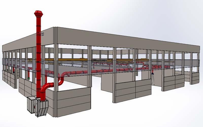 Progettazione di impianti di depurazione aria - 2
